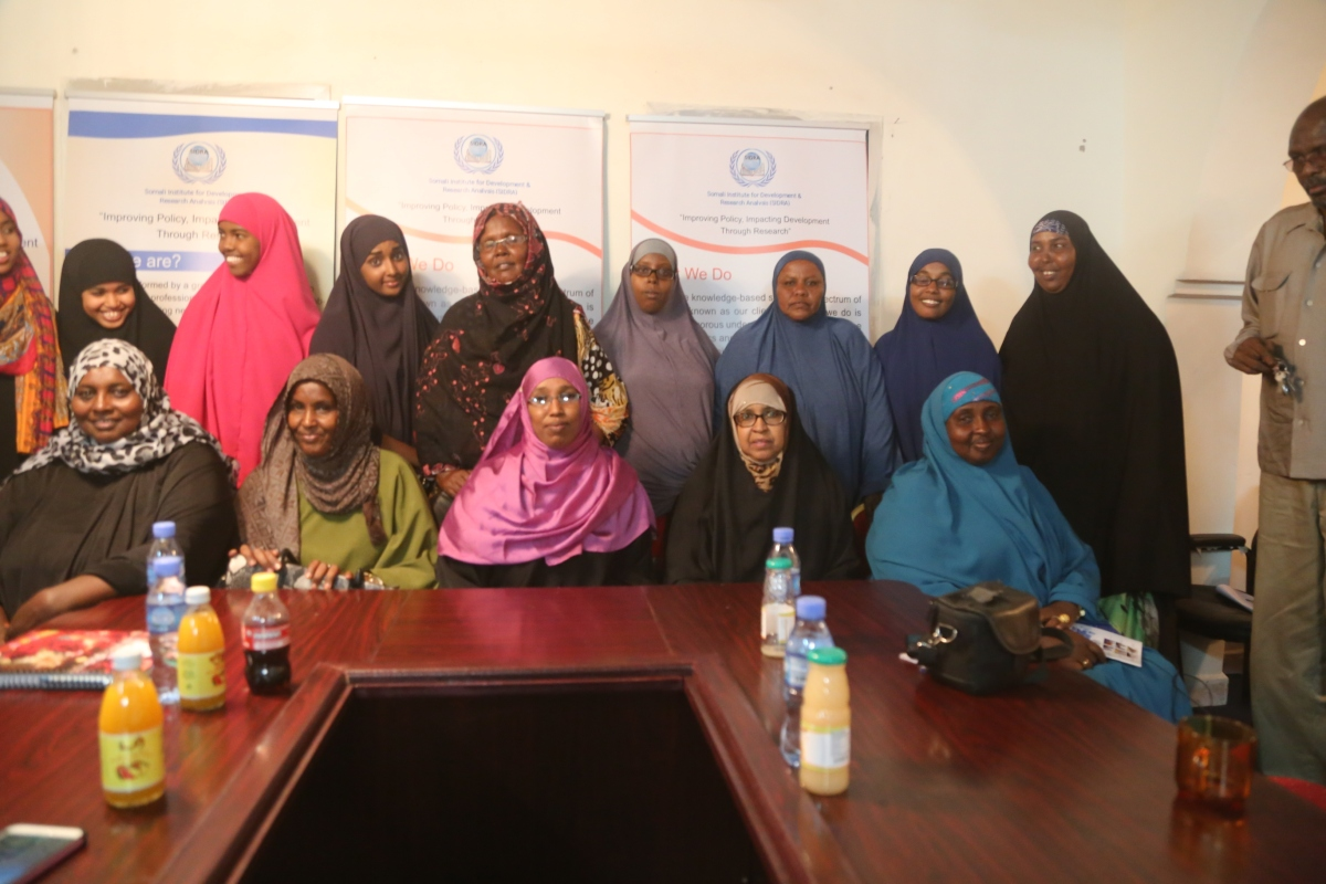 Women's Political Participation in Puntland – Prospects for Progress